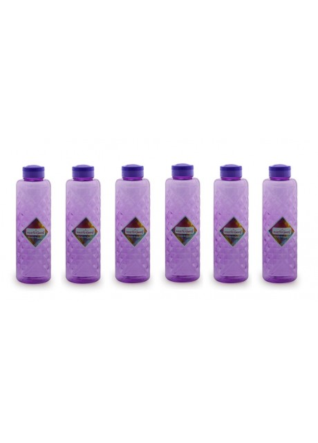 Masterware Daimond bottle of 1000ml .(Set of 6)