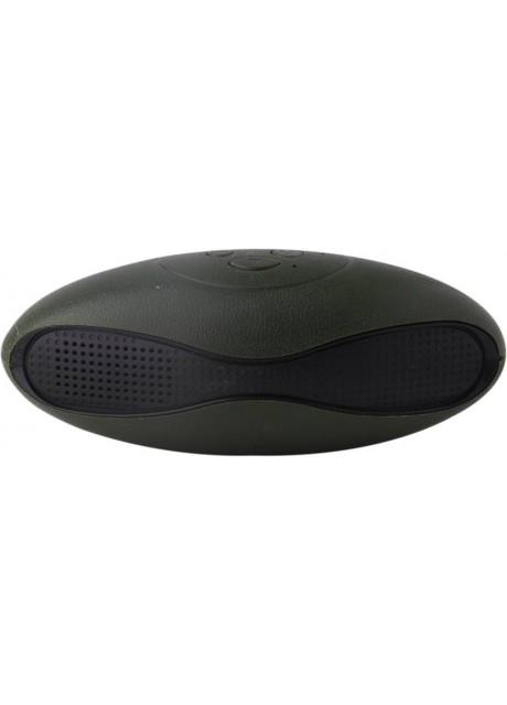 PRAJO Premium Desigen Bluetooth Wireless speaker 3 W Bluetooth Speaker  (Dark Green, Stereo Channel)