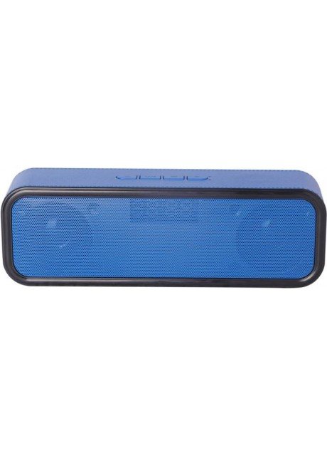 PRAJO Premium Design Portable Bluetooth Speaker 5 W Bluetooth Speaker  (Blue, Stereo Channel)