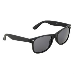 Voila Black Wayfarer Sunglasses