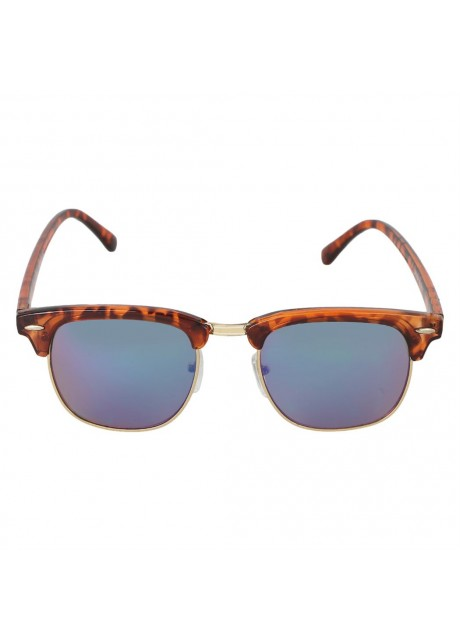 Voila Blue Wayfarer Sunglasses