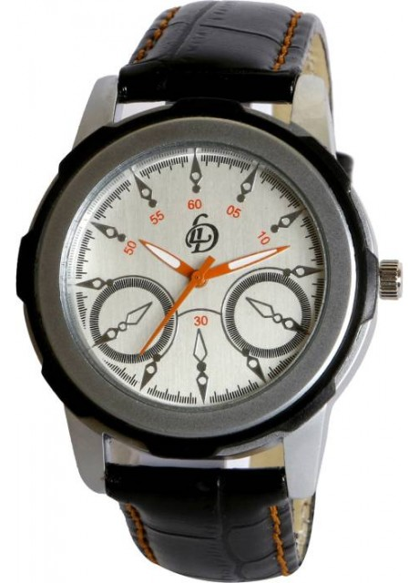 LD-Beige-Orange-0057 New collection Watch for Men