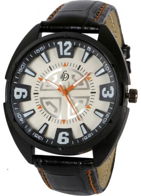 LD-Beige-Orange-0077 New collection Watch for Men