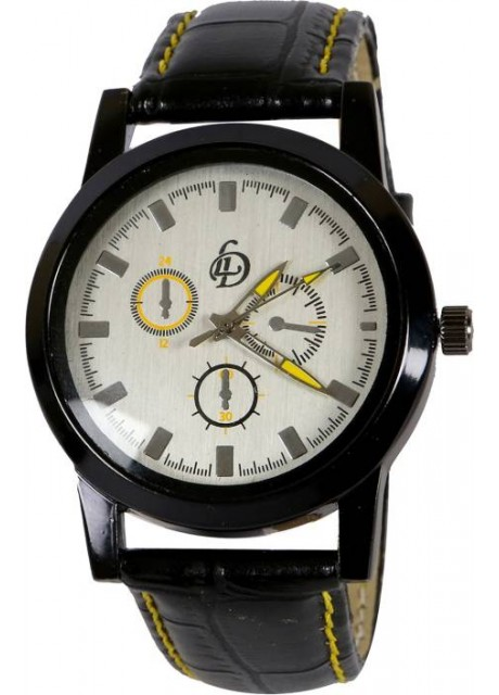 LD-Beige-Yellow-0049 New collection Watch for Men