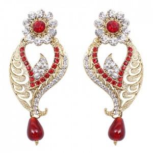 Soni Art Splendid gold plated earring (0229)
