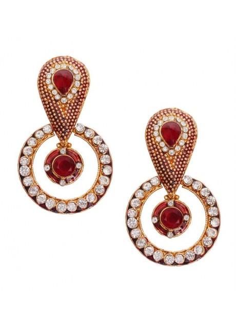 Soni Art  Traditional Festive  Earring (0260)