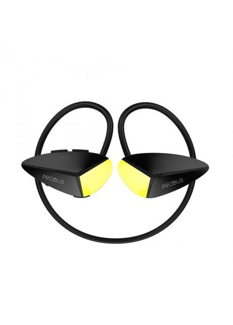 Probus PB2BL Wireless Bluetooth IPX4 Splashproof Earphone Sporty Ergonomic Design - Black