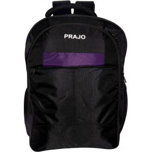 Prajo laptop bag black n Purple