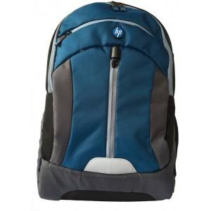 """HP 18"""" Laptop bagpack Blue n Grey"""