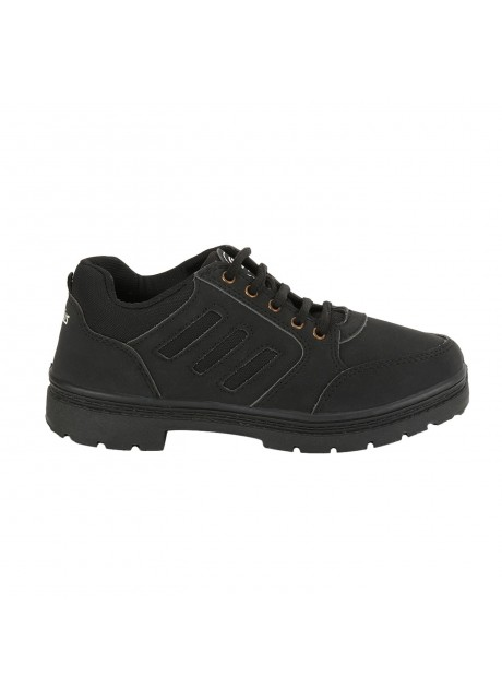Airform Kids Black Casual Shoes