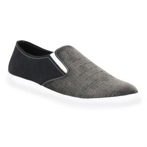 Voila Brown Canvas unisex Shoes ( 6 7 8 9 10)(Brown, White)