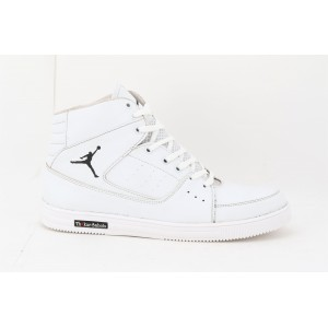 Voila Men's white high Ankle Sneakers Shoes ( 6 7 8 9 10) (white)